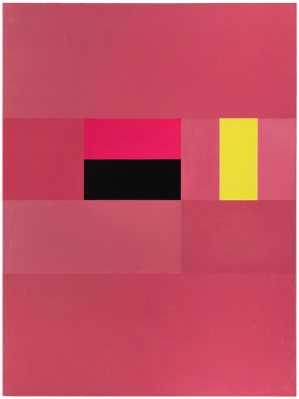 Max_height_minku_kim___s.e.p__pink_yellow_pink____2018__48_x_36_in.__oil_on_canvas__small_