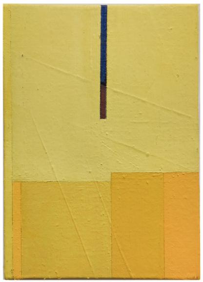 Max_height_minku_kim___s.e.p__yellow_room____2016-18__7x5_in.__oil_on_canvas_board__small_