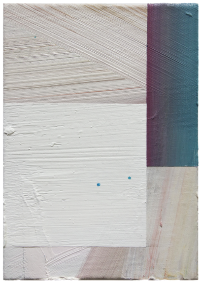 Max_height_minku_kim___s.e.p__white_void____2018__7x5_in.__oil_on_canvas_board__small_