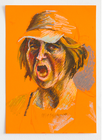 Max_height_self_portrait_snarling_with_hat_i